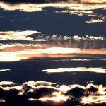 Wolkenformation am 30. Juni 2016 um 21:05 Uhr