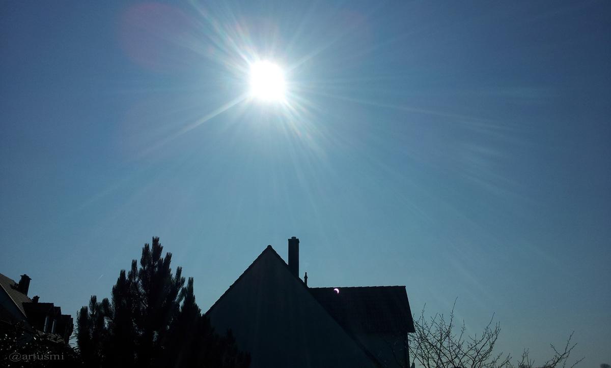 Astronomischer Frühlingsanfang