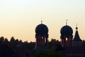 Alte Synagoge in Kitzingen - 19. Juli 2006 um 20:52 Uhr
