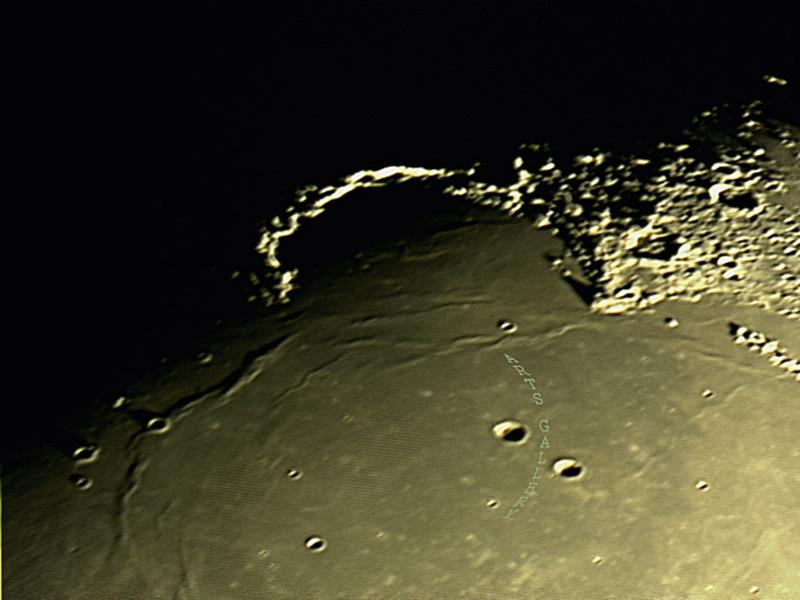 Goldener Henkel am Mond am 16. Februar 2008 um 22:41 Uhr