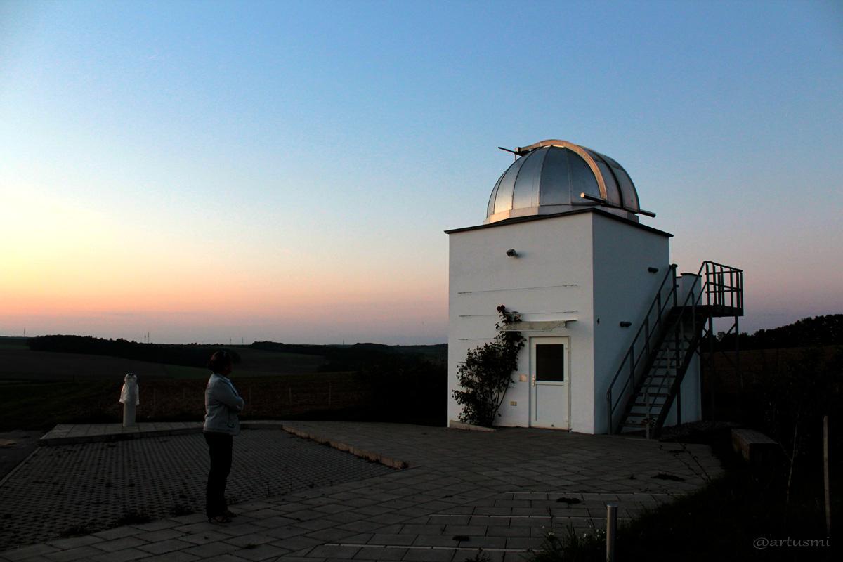 Hans-Haffner-Sternwarte bei Hettstadt (I)