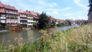 Klein-Venedig in Bamberg an der Regnitz