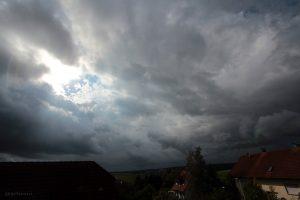 Wetterbild vom 31. August 2014 um 16:28 Uhr