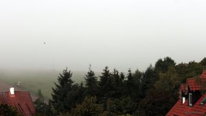 Nebel am 6. September 2014 um 09:50 Uhr