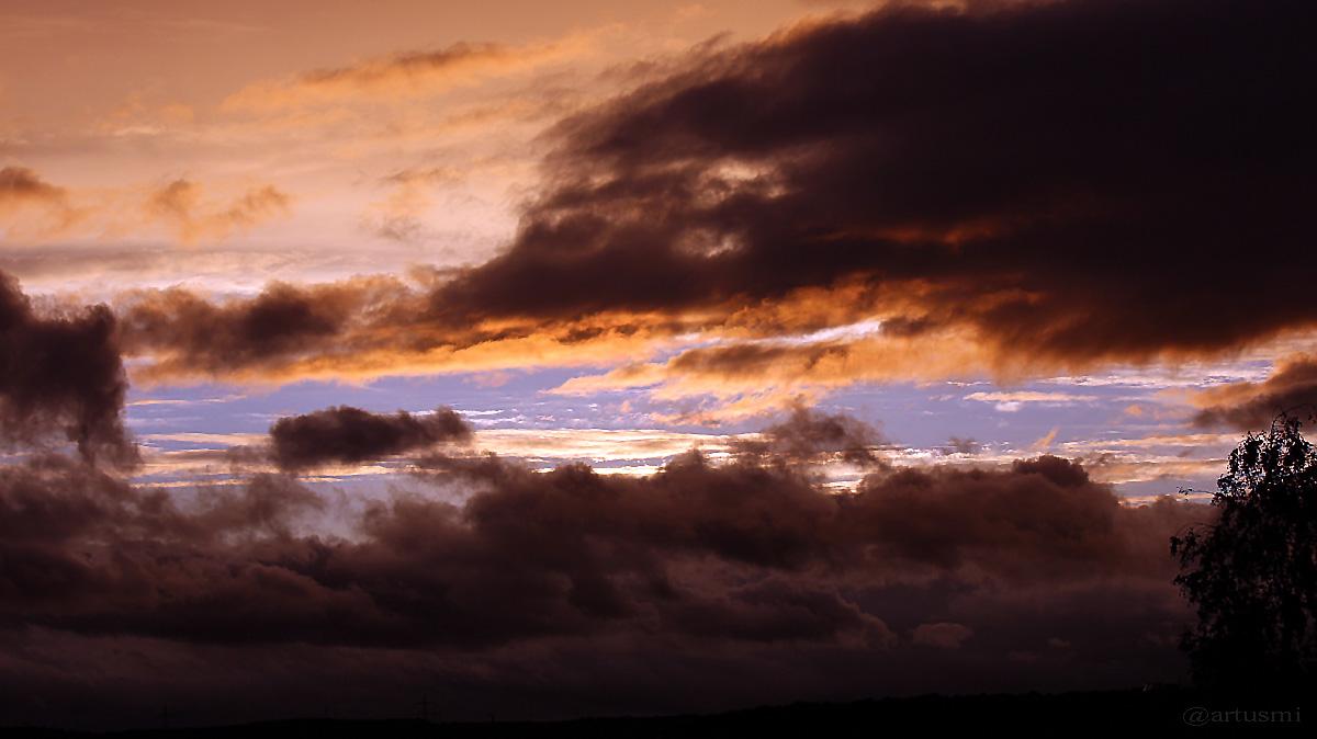 Meteorologischer Herbstanfang 2015