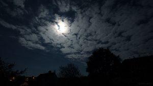 Vollmondnacht am 28. September 2015 um 01:33 Uhr
