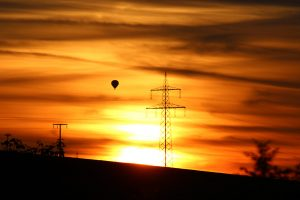 Sonnenuntergang am 14. Oktober 2011 um 18:24 Uhr