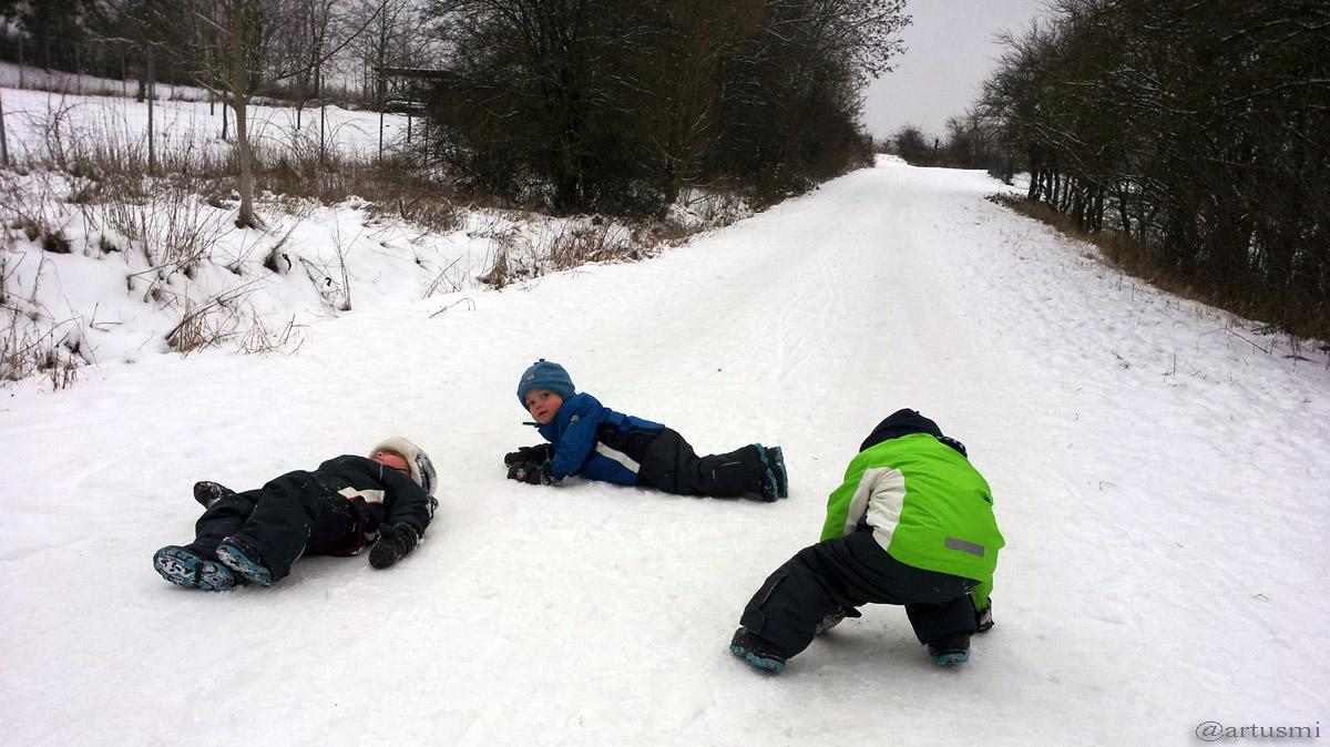 Schneespiele am 25. Januar 2013 um 15:50 Uhr