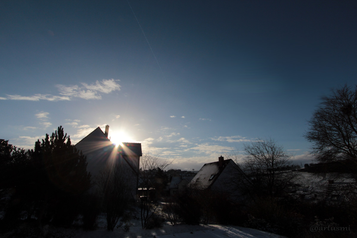 Orkantief Xaver macht kurz Pause - 6. Dezember 2013 um 10:03 Uhr