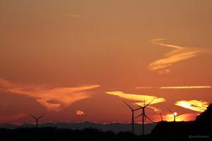 Spätester Sonnenuntergang des Jahres - 25. Juni 2014 um 21:29 Uhr