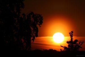 Sonnenuntergang am 15. Mai 2015 um 20:47 Uhr