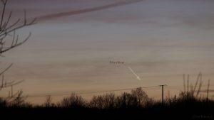 Merkur am 28. Dezember 2015 um 17:14 Uhr