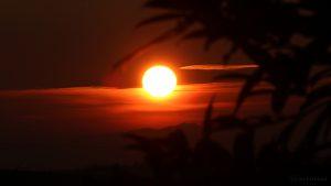 Sonnenuntergang am 8. März 2016 um 18:01 Uhr