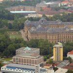 St. Johannis, Residenz und Feuerwache am 11. Juni 2004 um 10:54 Uhr