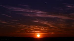 Sonnenuntergang am 22. Juni 2016 um 21:23 Uhr