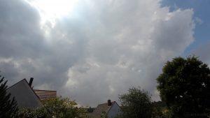 Wetterbild vom 27. Juli 2016 um 12:03 Uhr