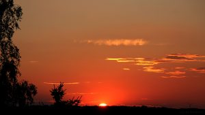 Eisingen Sunset - 27. Juli 2016, 21:03 Uhr