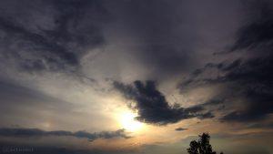 Wetterbild vom 19. August 2016 um 19:09 Uhr
