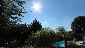Unser Garten am 22. September 2016 um 12:53 Uhr
