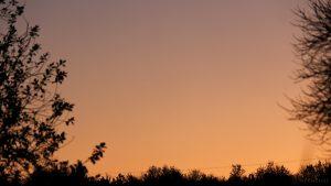 Abendstern Venus am 29. Oktober 2016 um 18:31 Uhr
