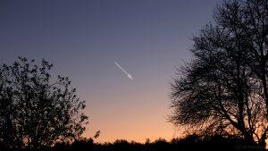Venus und Saturn am 29. Oktober 2016 um 18:36 Uhr