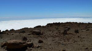 Auf dem Gipfel des Guajara