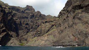 Bucht von Masca - Teneriffa