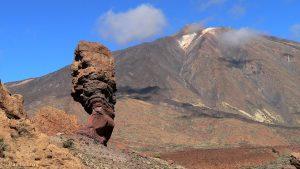 Teide und Roque Cinchado auf Teneriffa