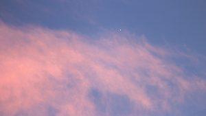 Venus am 4. Januar 2017 um 16:35 Uhr