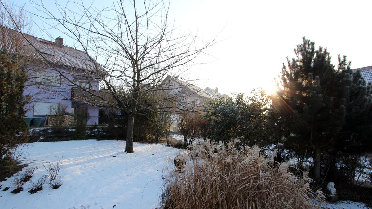 Kälteste Nacht 2017 in Eisingen