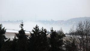 Regen, Nebel und Glatteis - Wetterbild vom 30. Januar 2017 um 10:31 Uhr