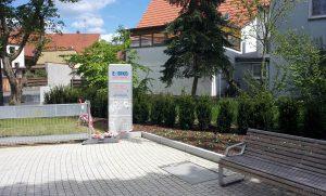 E-Bike-Ladestation in Eisingen