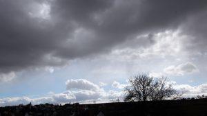 Nach dem Sturmtief Thomas - Wetterbild vom 24. Februar 2017, 13:29 Uhr