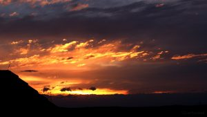 Sonnenuntergang am 4. März 2017 um 18:03 Uhr
