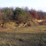 Steinbruch am Panorama-Höhenweg