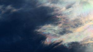 Irisierende Wolken - 13. Mai 2017, 18:42 Uhr