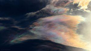 Irisierende Wolken - 13. Mai 2017, 18:44 Uhr