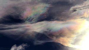 Irisierende Wolken - 13. Mai 2017, 18:46 Uhr