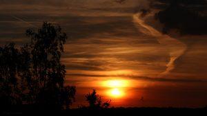 Sonnenuntergang am 15. Mai 2017 um 20:42 Uhr