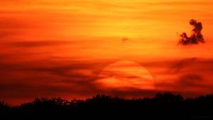Sonnenuntergang am 15. Mai 2017 um 20:51 Uhr