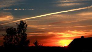 Sonnenuntergang am 26. Juni 2017 um 21:26 Uhr