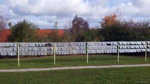 Ausstellung L(i)ebensbriefe der Grundschule Eisingen-Waldbrunn am 30. Oktober 2017 um 11:06 Uhr