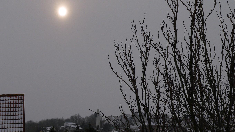 Sonnenstand am 8. Januar 2010 um 10:37 Uhr