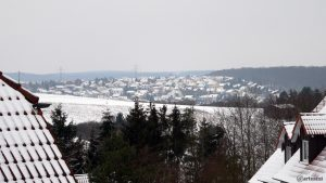 Wetterbild vom 9. Januar 2010 um 15:12 Uhr