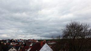 +9 °C trüb und regnerisch - Wetterbild vom 26. Januar 2018 um 14:39 Uhr
