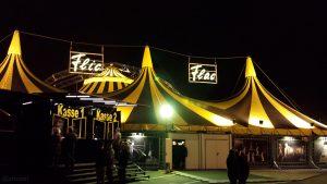 Immer einen Besuch wert - Circus Flic Flac gastierte vom 18. bis 28. Januar 2018 in Würzburg