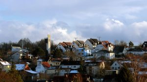 Wetterbild aus Eisingen vom 12. Februar 2018 um 16:42 Uhr