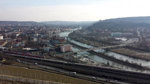 Würzburg am Main am 1. März 2018 um 14:33 Uhr