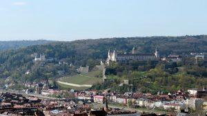 Würzburg: Käppele, Festung Marienberg und Mainviertel