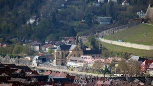 Würzburg: St. Burkard